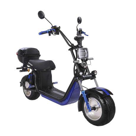Электроскутер электромотоцикл самокат CityCoco SKYBOARD BR30 N43