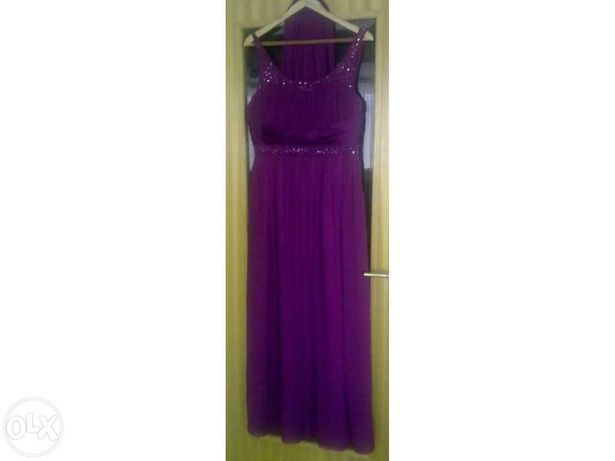 Vestido comprido de gala/cerimónia - L