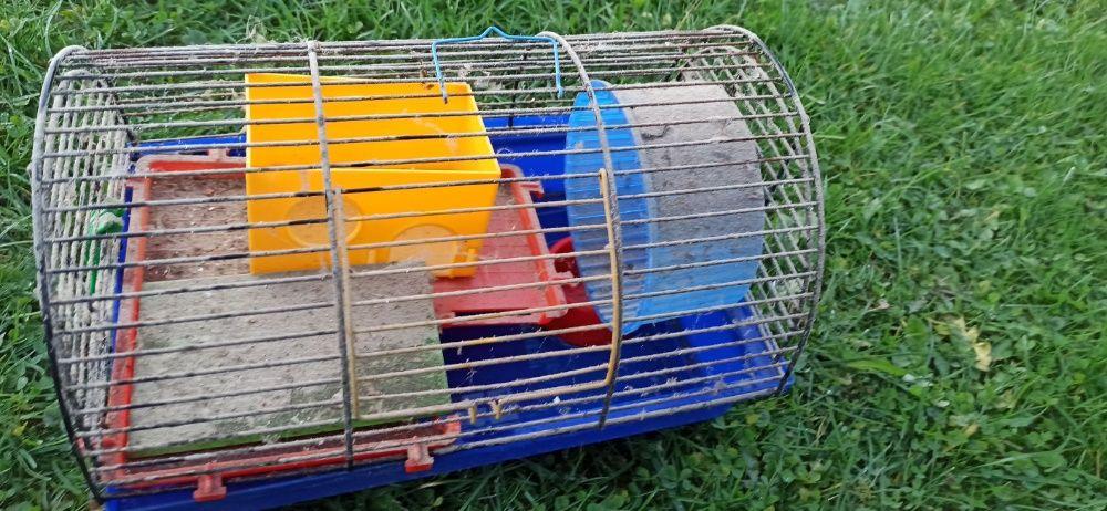 Klatka dla chomika/szczurka. Dominikowice - image 1