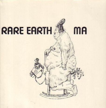 Discos Vinil/SUPER RARIDADE - RARE EARTH - Ma (Vinil 1973-Raridade)