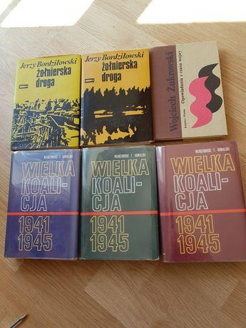 Książki o tematyce militarnej
