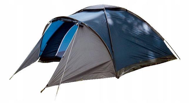 Палатка туристическая Acamper Zefir 4 проклеенные швы Намет туристични