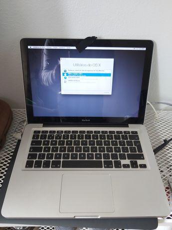 Macbook pro 13 , core2duo , 2010