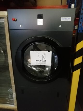 Máquina de secar roupa industrial 20kg