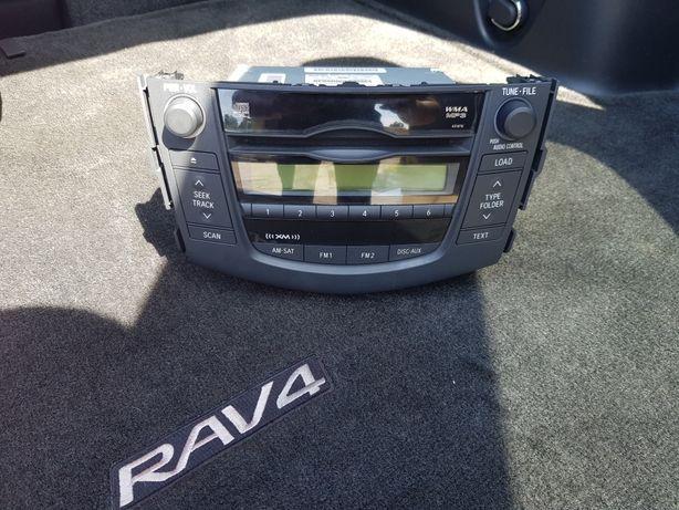Штатная магнитола Toyota Rav4