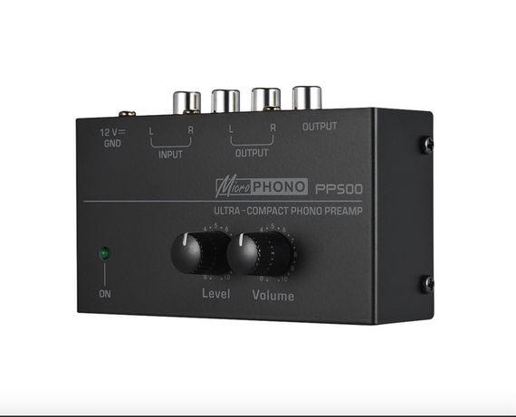 Фонокорректор PP500 для винилового проигрывателя