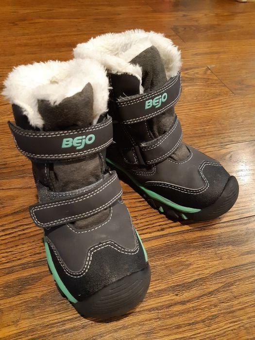Bejo zimowe cieple 28 buty śniegowce stan idealny Tarnów - image 1