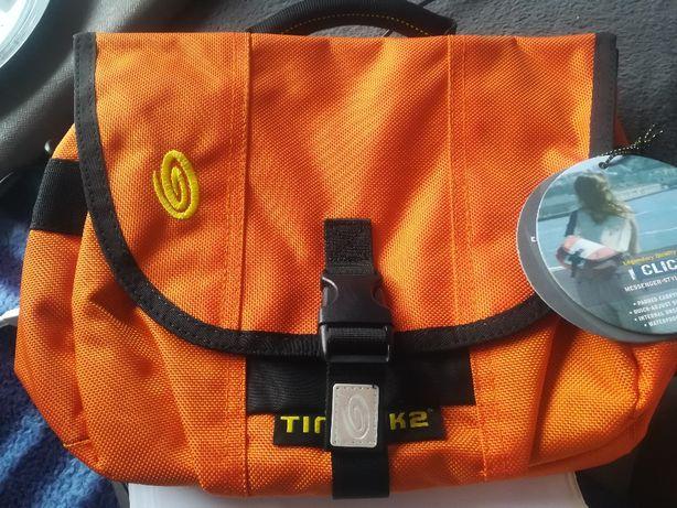 Torba młodzieżowa/chlebaczek- Click Messenger Bag firmy Timbuk2