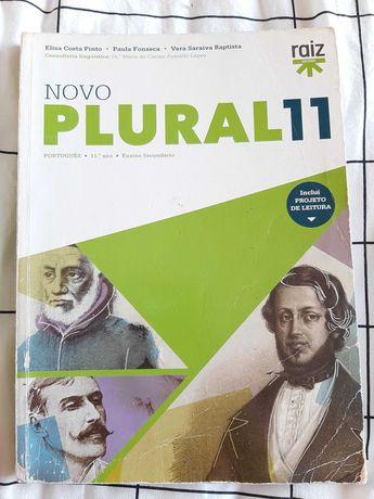Português - Novo Plural - 11º Ano - Usados - Impecáveis