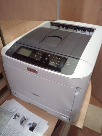Продам принтер OKI C824n формата А-3 ещё с родными стартовыми катриджа