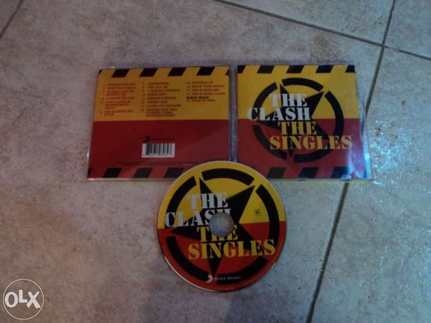 The Clash - singles
