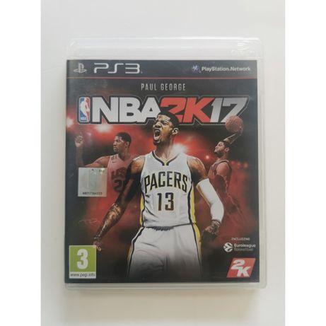 Gra Ps3 NBA2K17 PlayStation 3