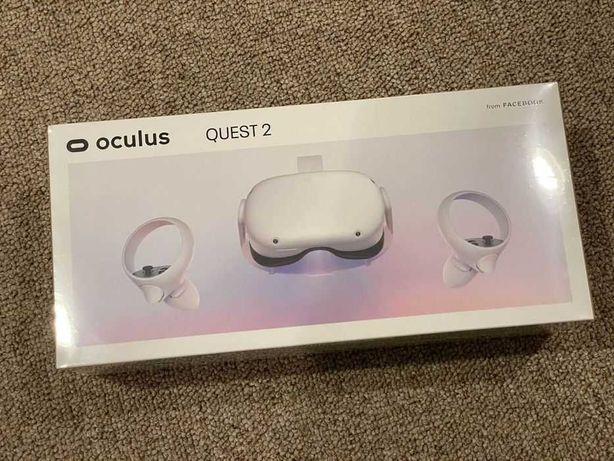 новый Oculus Quest 2 автономный шлем виртуальной реальности. Запечатан