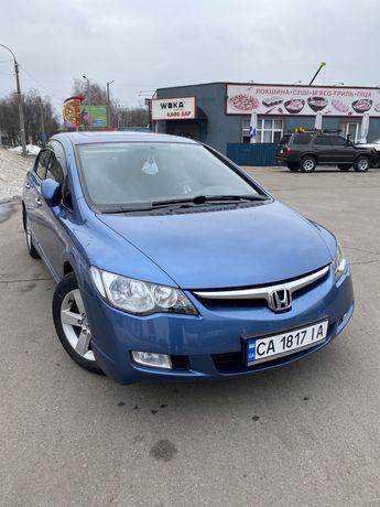 Продам Honda Civic 2007 1.8 механика газ/бензин обмен на универсал