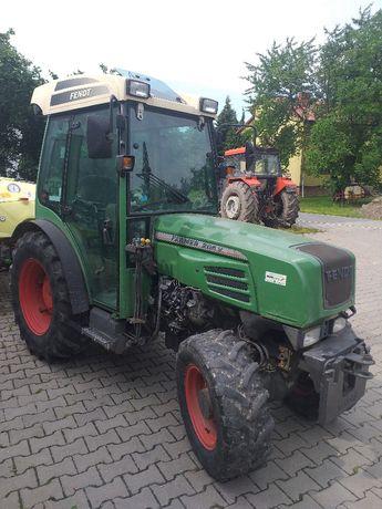 ciągnik sadowniczy Fendt 206V ogrogniczy sadownik 4x4
