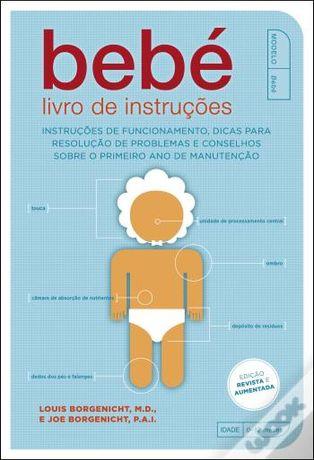 """""""Bebé - Livro de instruções"""""""