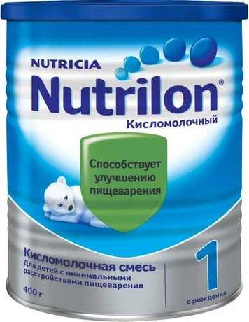 Смесь Нутрилон кисломолочная 1
