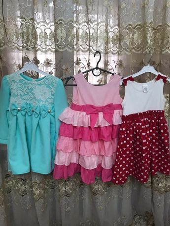 Продам наши платья