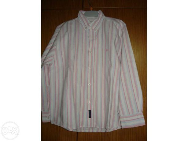 Camisa criança Metro Company