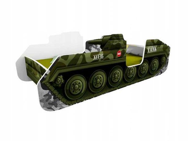 Łóżko dla dziecka czołg