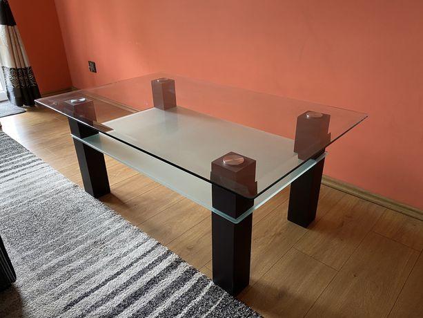 Ława szklana stolik stół do salonu