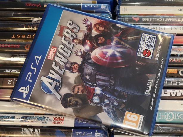 Marvel Avengers PS4 (możliwość wymiany) sklep Ursus