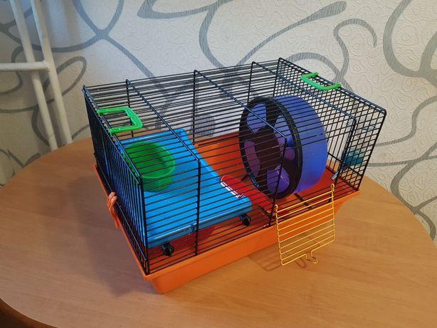 Klatka dla chomika/myszy/szczura