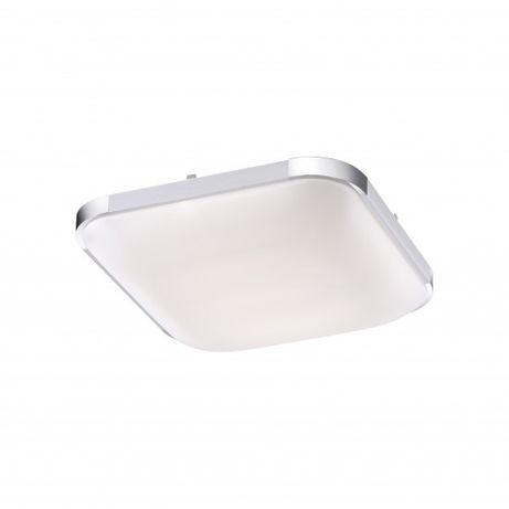 Plafon VITUS LED ciepłe zimne pilot ściemniacz 45x45 cm 1440 lumenów