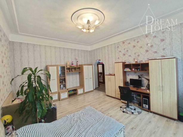 Продам 2-кімнатну квартиру, площа 74,8м.кв. з ІНДИВІДУАЛЬНИМ ОПАЛЕННЯМ