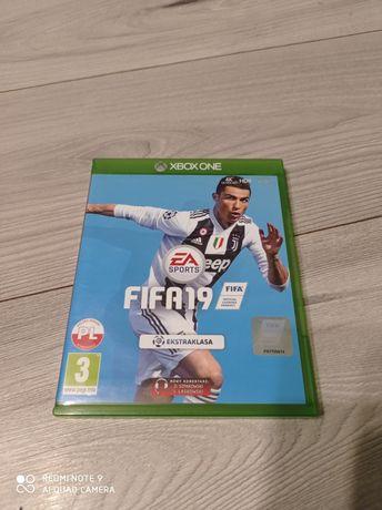Gra FIFA 19 na Xbox one