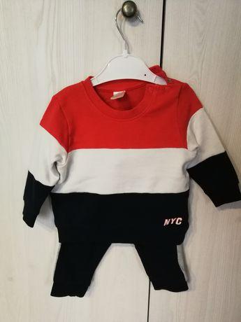 Dres chłopięcy, niemowlęcy H&M rozm 68