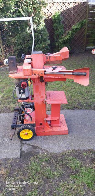 Łuparka Hydrauliczna  Crossfer Ls 12ton