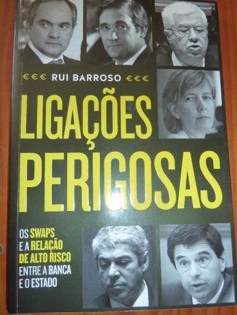 Ligações perigosas de Rui Barroso