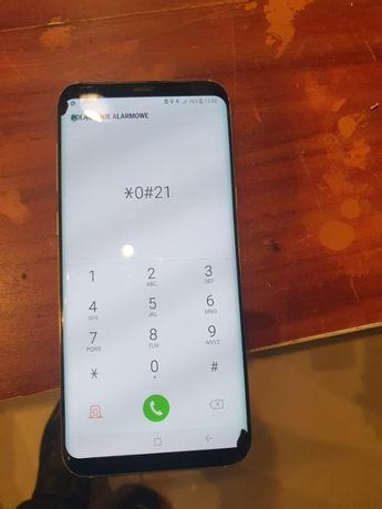 Wyświetlacz LCD Samsung Galaxy S8 Plus (oryginał z drobną wadą)