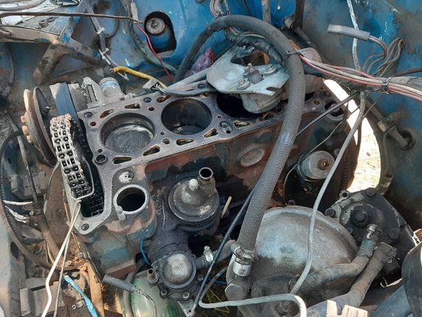 Блок двигателя, коленвал ВАЗ 2106