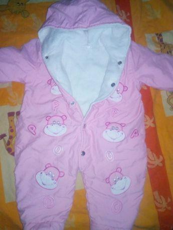 Відам одяг для новонародженої дівчинки