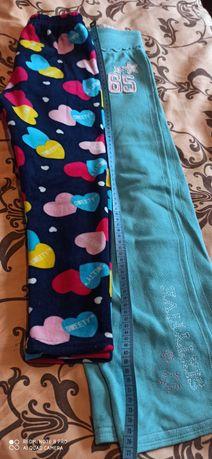Pidżama, skarpety spodnie legginsy 116,122,128