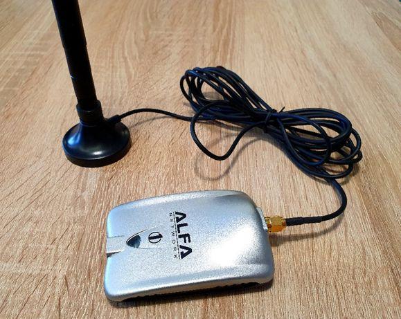 Karta sieciowa z funkcja routera Alfa AWUS036H