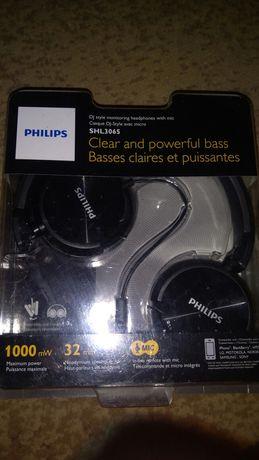 Słuchawki nauszne Phillips SHL3065 nowe w opakowaniu Wysyłka