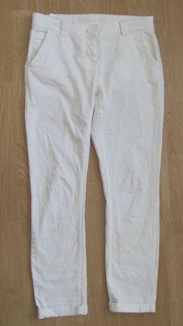 Spodnie biel rozm.38-40
