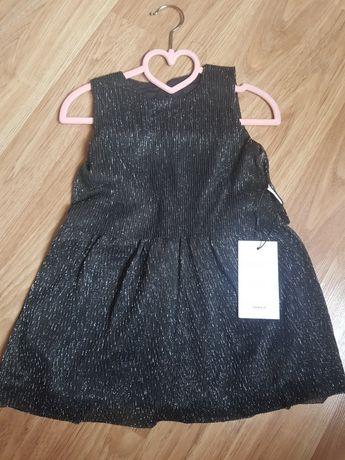 Люрекс платье на 2-3 годика 98 рост