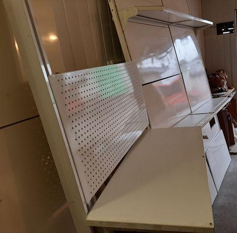 Торговая мебель, торговое оборудование, стеллаж