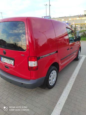 Sprzedam Volkswagen Caddy 2010 1,9 tdi