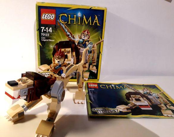 Legends of Chima Lew lego 70123