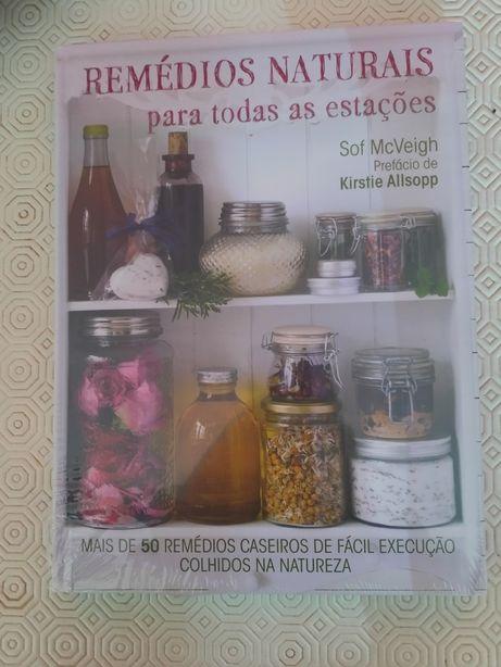 Livro de remédios naturais