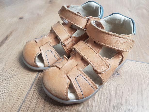 Buty buciki sandały sandałki dziecięce EmEl Em El Em-El IDEAŁ Kraków !