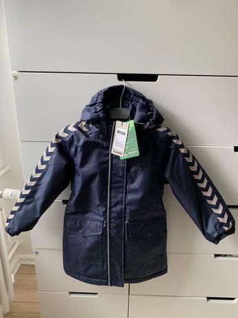 Hummel НОВА парка Jeanne р 116, 122 та 128 куртка дитяча