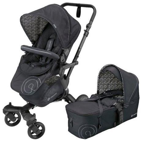 коляска 2 в 1 Concord Neo Baby Set, черный