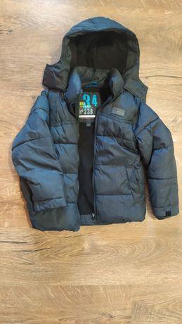 Курточка теплая зимняя