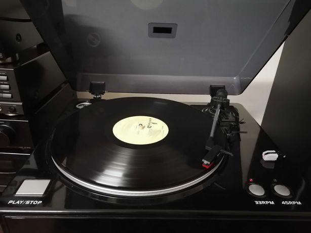 Gramofon Kruger&Matz TT-501,KM0516,ŁADNY